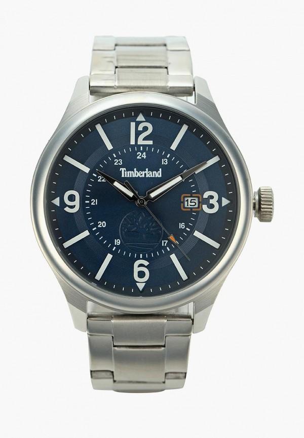 мужские часы timberland, серебряные