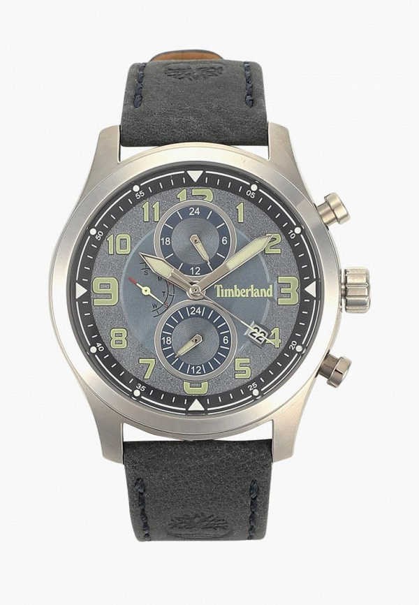 мужские часы timberland, серые