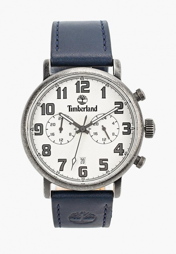 мужские часы timberland, синие