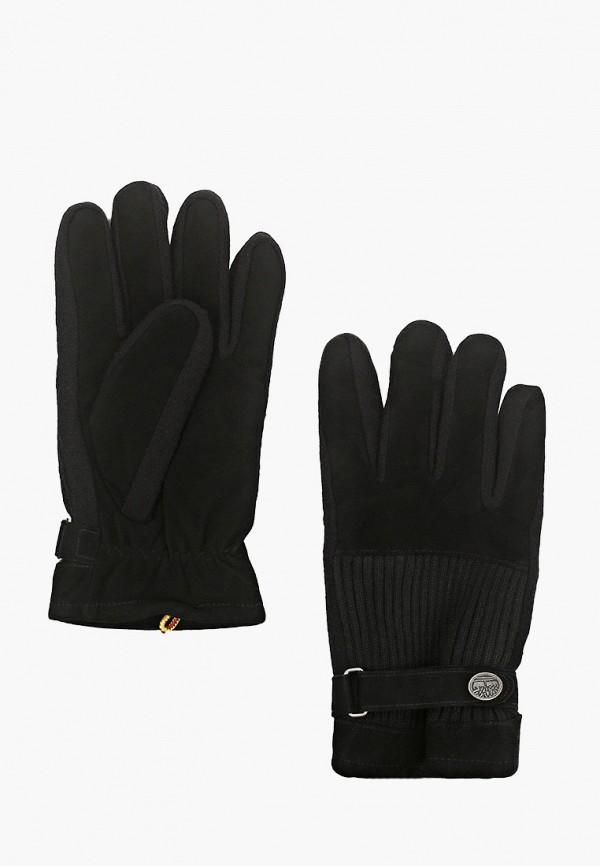 мужские перчатки timberland, черные