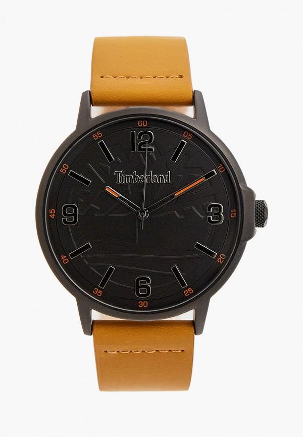 мужские часы timberland, коричневые