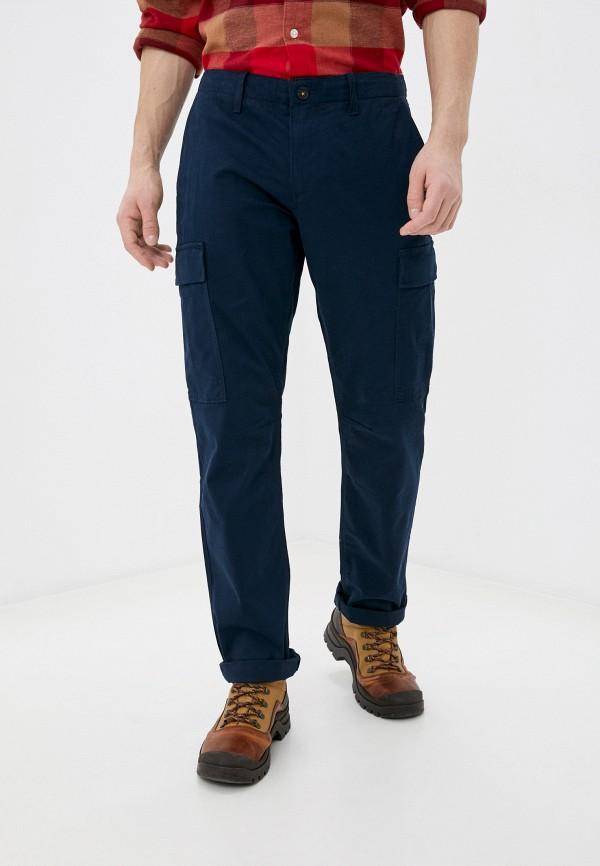 мужские брюки timberland, синие