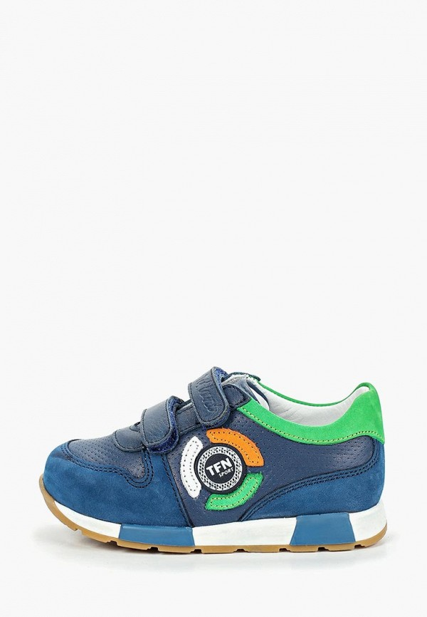 Кроссовки Tiflani Tiflani TI011ABEKCP5 полусапоги для девочки tiflani цвет синий 25f 801s 70 размер 36