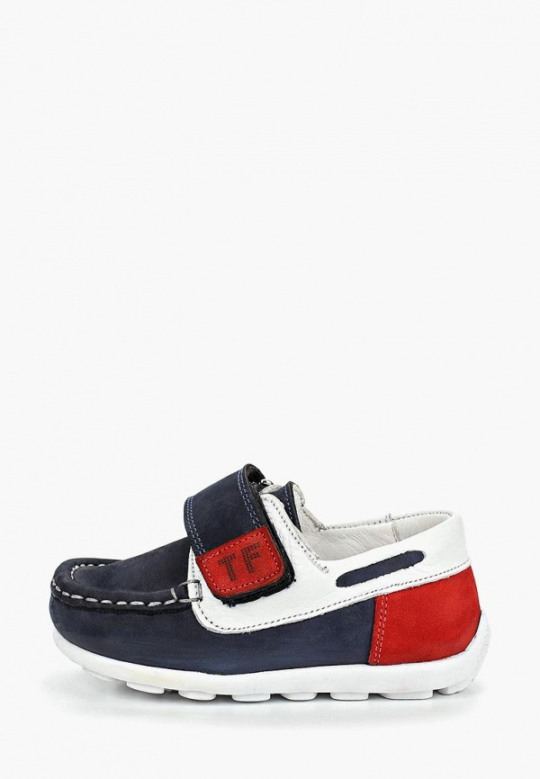 Мокасины Tiflani Tiflani TI011ABEKCQ2 ботинки для мальчика tiflani цвет синий 18b b 8127s 020 07 размер 23