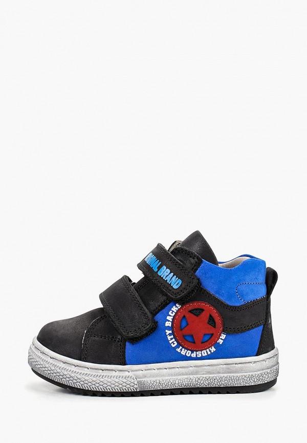 Ботинки Tiflani Tiflani TI011ABEKCQ6 полуботинки для мальчика tiflani цвет синий 18b a 8009 030 07 размер 22