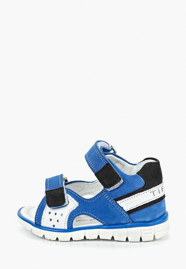 сандалии tiflani для мальчика, синие