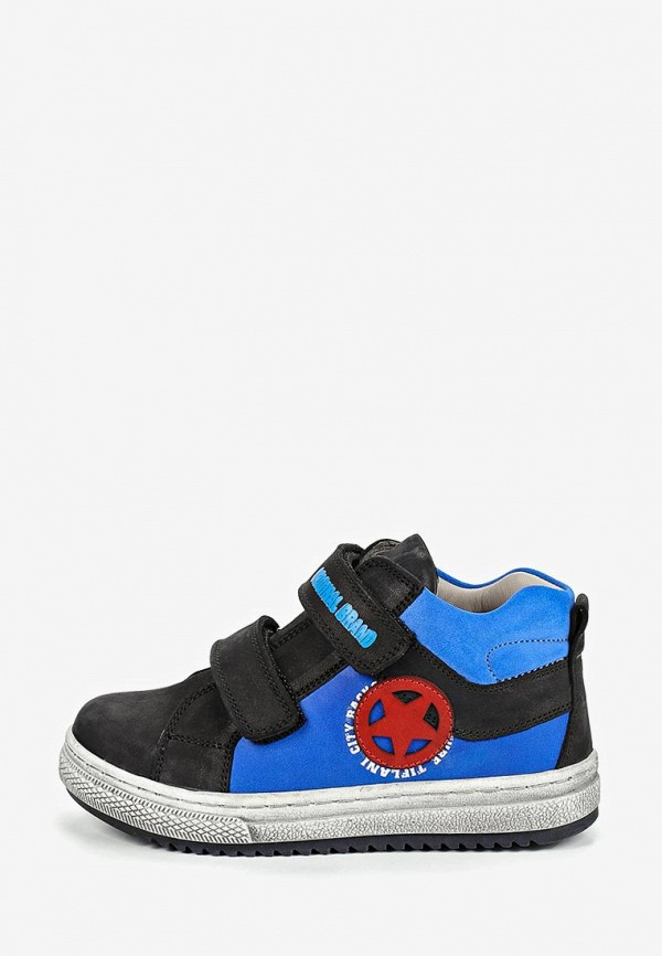 Ботинки Tiflani Tiflani TI011ABEKCT8 полуботинки для мальчика tiflani цвет синий 18b a 8009 030 07 размер 24