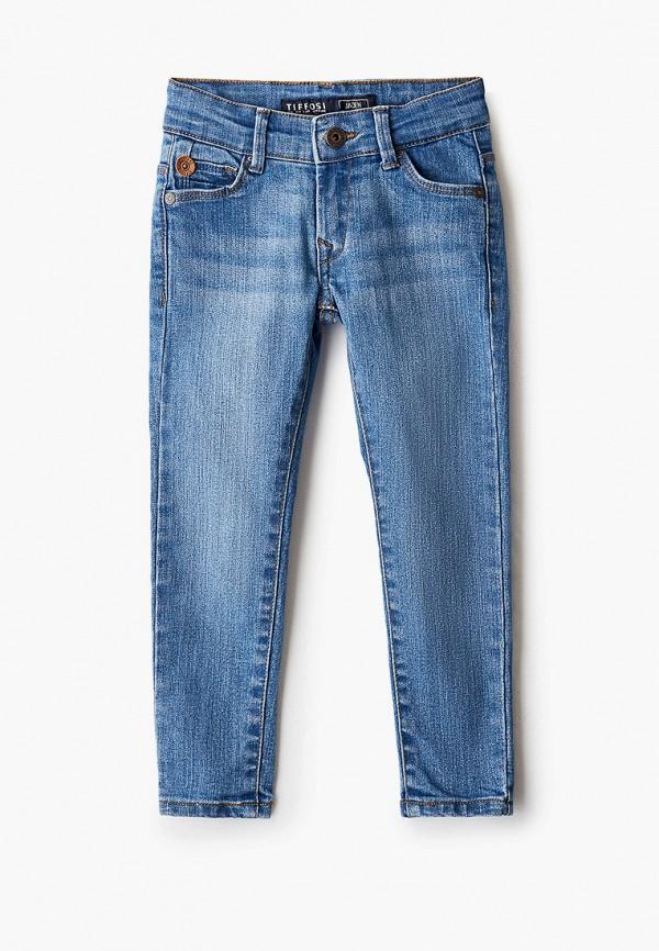 джинсы tiffosi для мальчика, голубые
