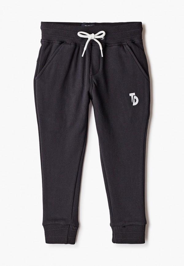 спортивные брюки tiffosi для мальчика, черные
