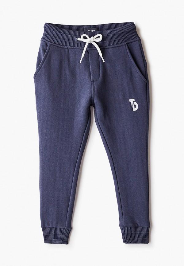 спортивные брюки tiffosi для мальчика, синие
