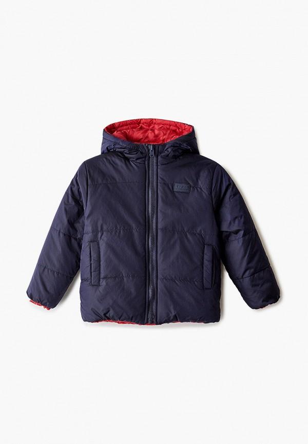 куртка tiffosi для мальчика, красная