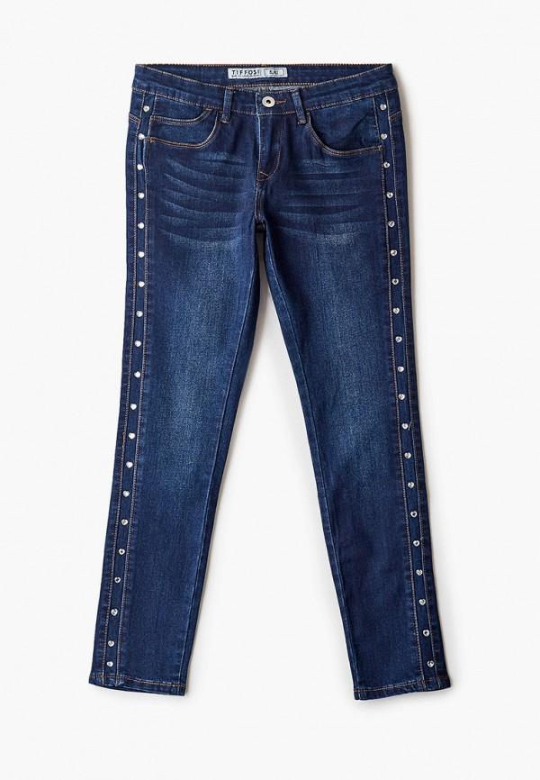 джинсы tiffosi для девочки, синие