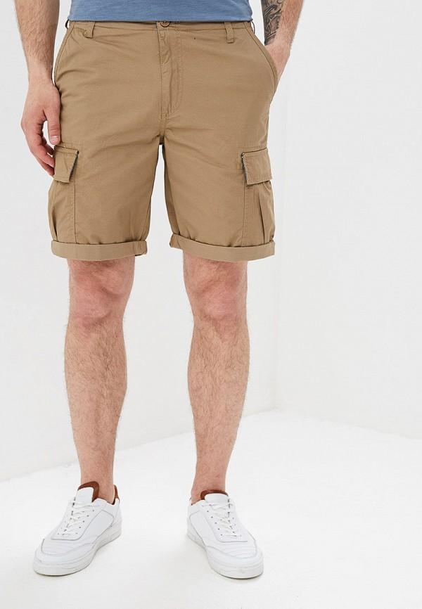 мужские шорты tiffosi, бежевые