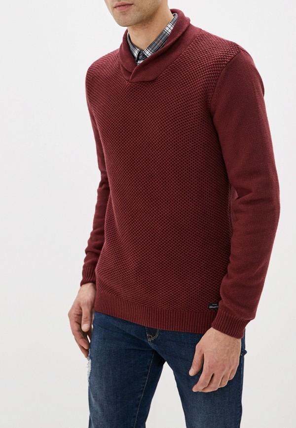 мужской джемпер tiffosi, бордовый