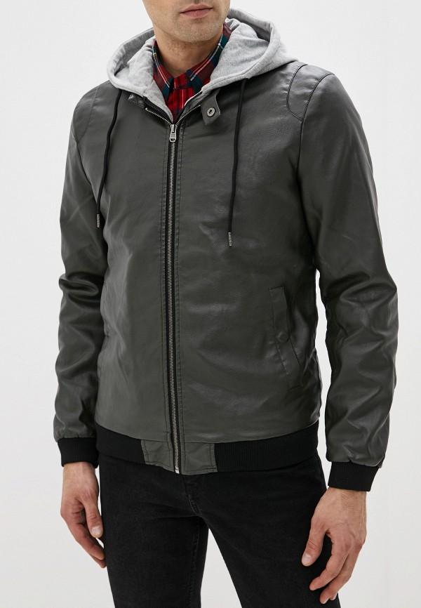 Куртка кожаная Tiffosi