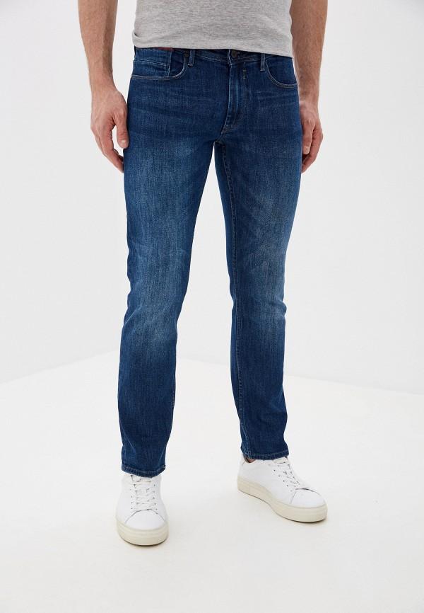 мужские прямые джинсы tiffosi, синие