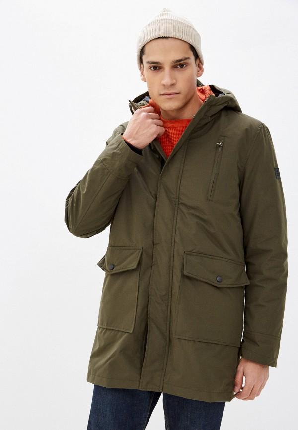 мужская куртка tiffosi, хаки