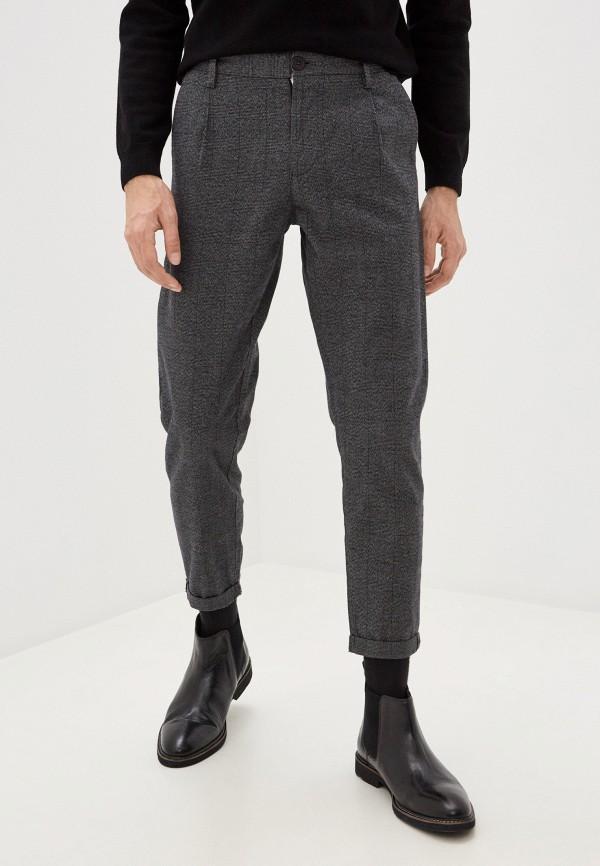 мужские классические брюки tiffosi, серые