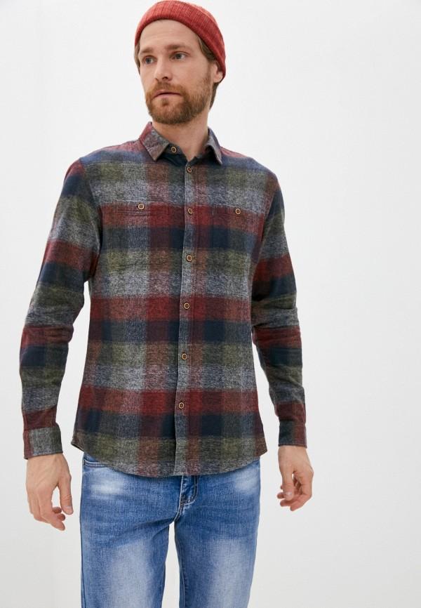 мужская рубашка с длинным рукавом tiffosi, разноцветная