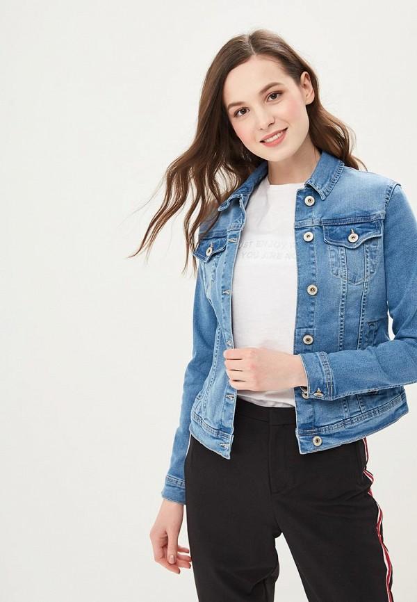 Куртка джинсовая Tiffosi Tiffosi TI018EWEOSP3