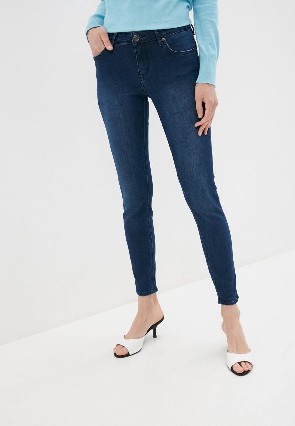 женские джинсы tiffosi, синие