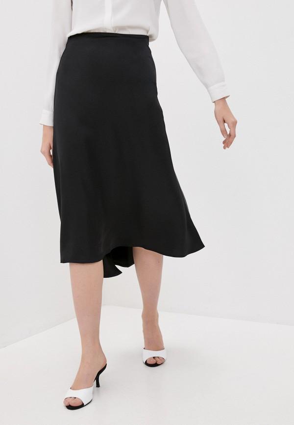 женская юбка tiffosi, черная