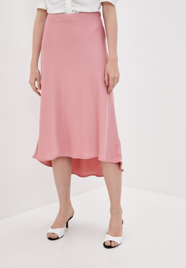 женская юбка tiffosi, розовая