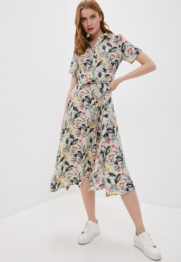 женское платье tiffosi, разноцветное