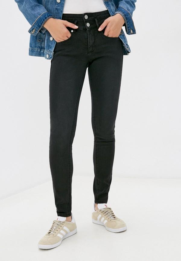 женские джинсы tiffosi, черные
