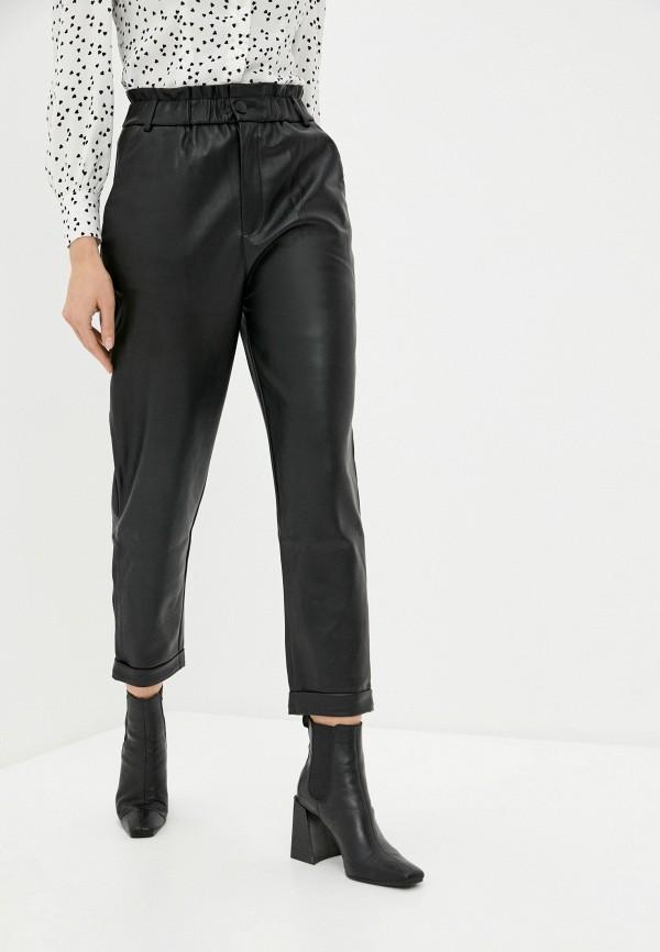 женские брюки tiffosi, черные