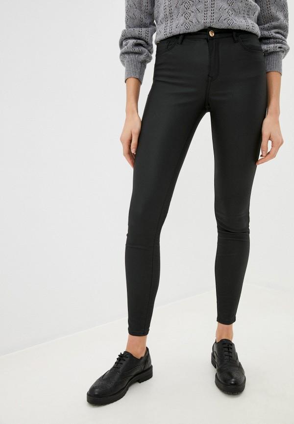 женские джинсы скинни tiffosi, черные