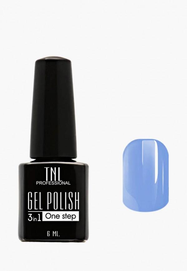 лак для ногтей tnl, синий