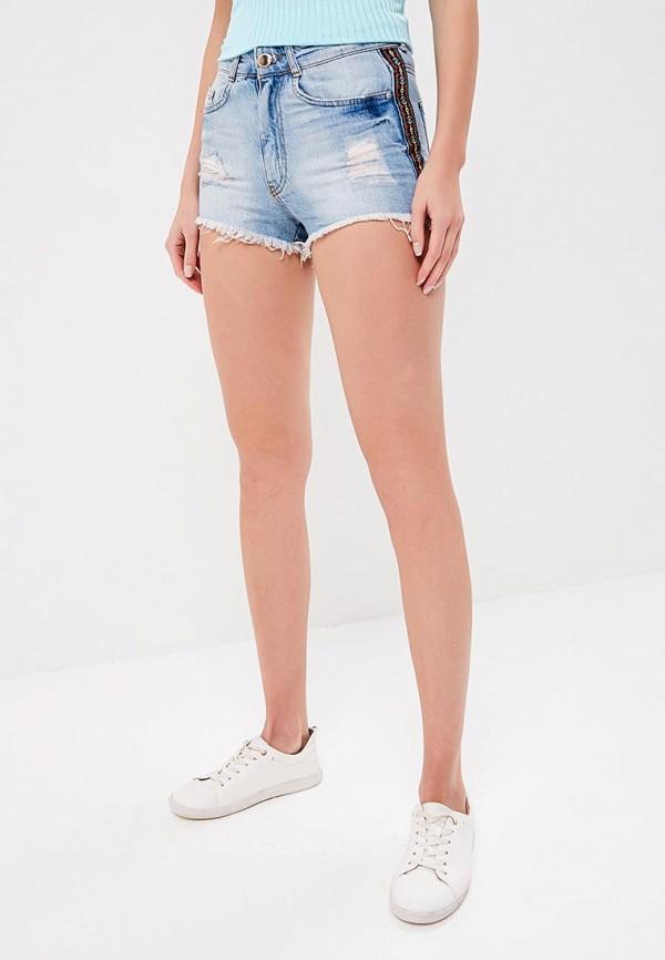 Купить Шорты джинсовые Tom Farr, TO005EWBFBN8, голубой, Весна-лето 2018
