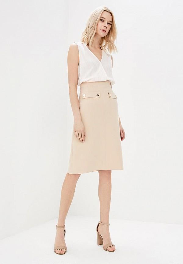 Фото 2 - женскую блузку Tom Farr белого цвета