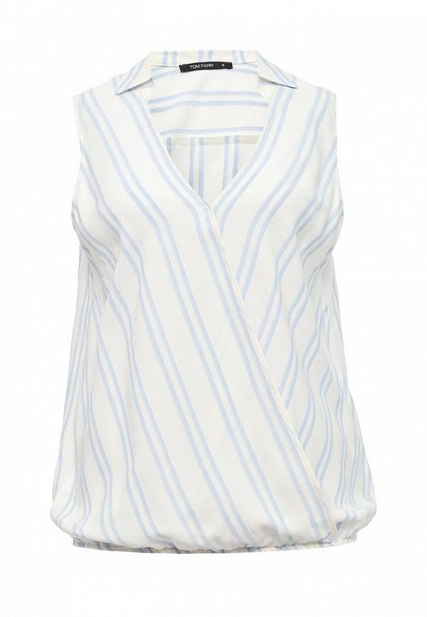 Блуза Tom Farr Tom Farr TO005EWRJP69 блуза tom farr tom farr to005ewwuv64