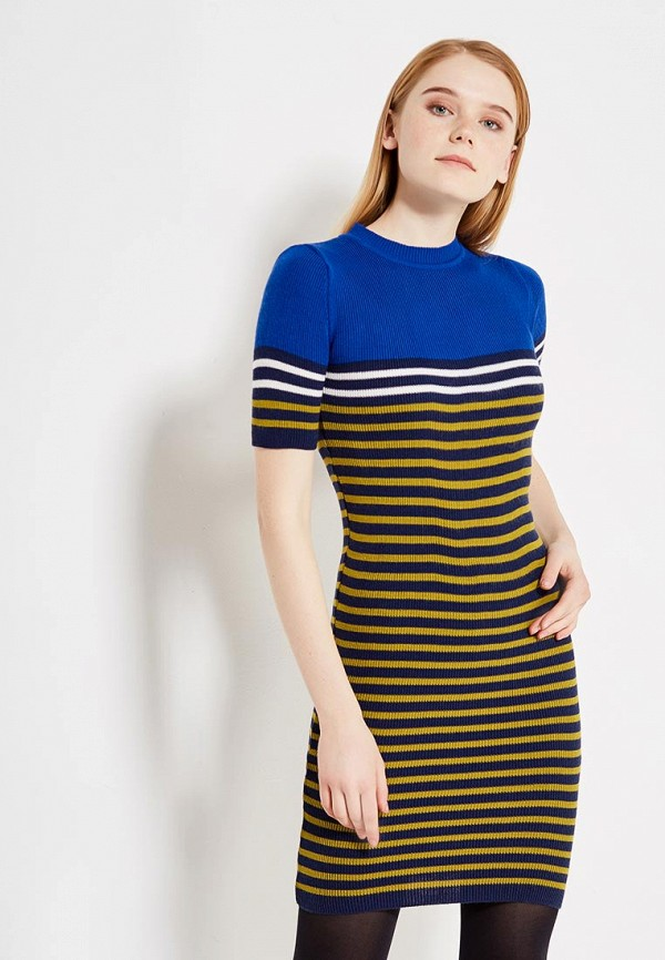 Купить Платье Tom Farr, TO005EWYLO28, разноцветный, Осень-зима 2017/2018