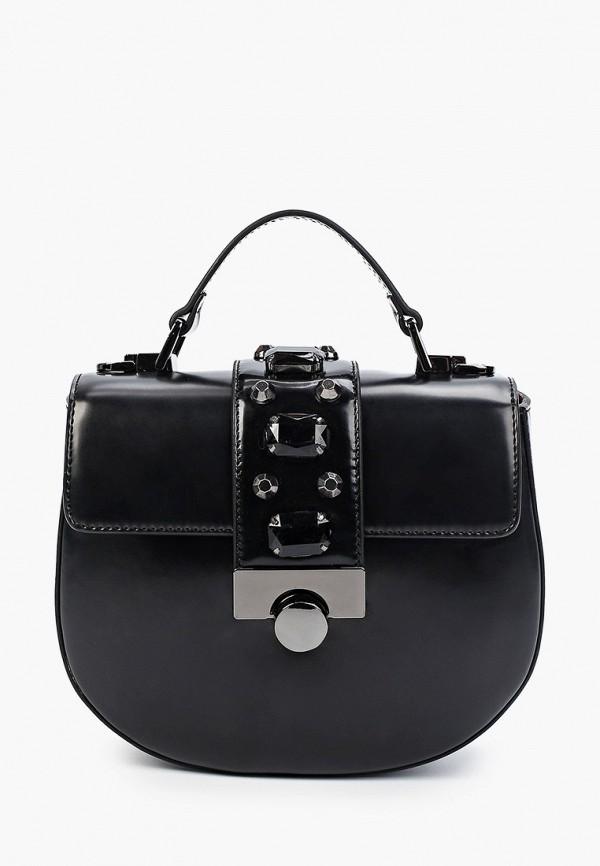 женская сумка tosca blu, черная