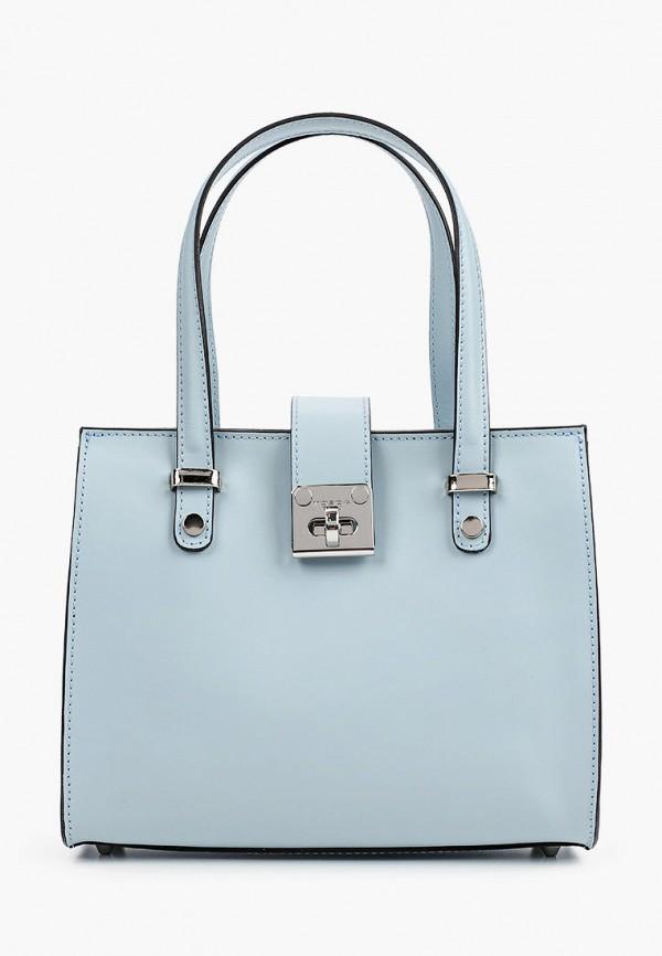 женская сумка tosca blu, голубая