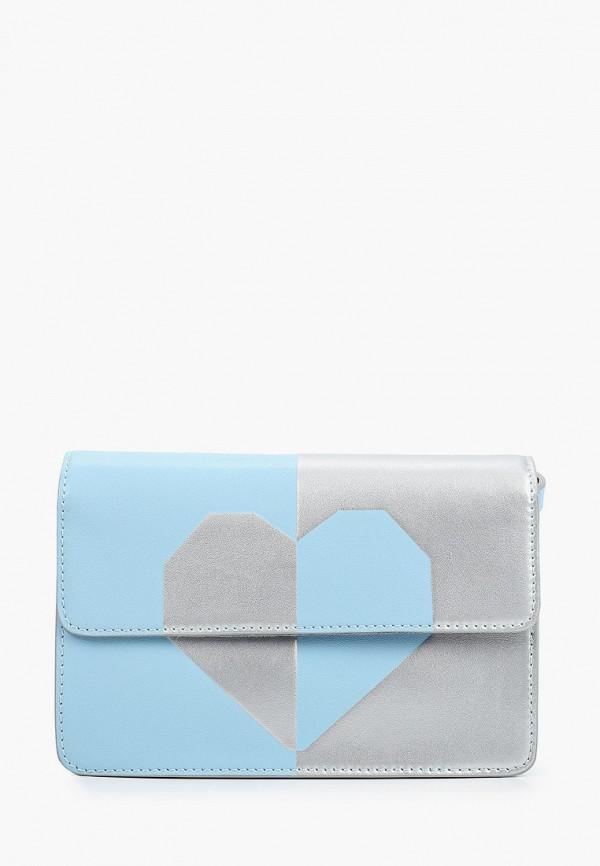 женская сумка tosca blu, разноцветная
