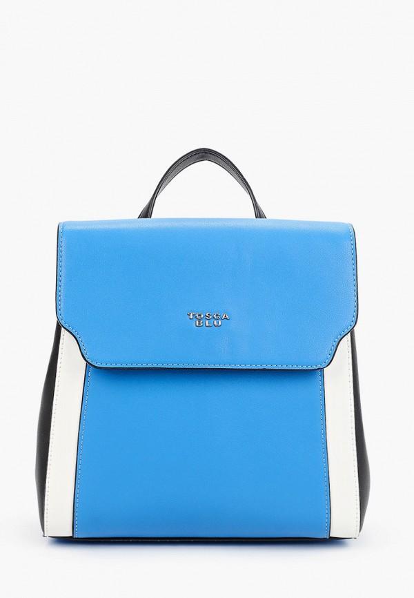 женский рюкзак tosca blu, голубой