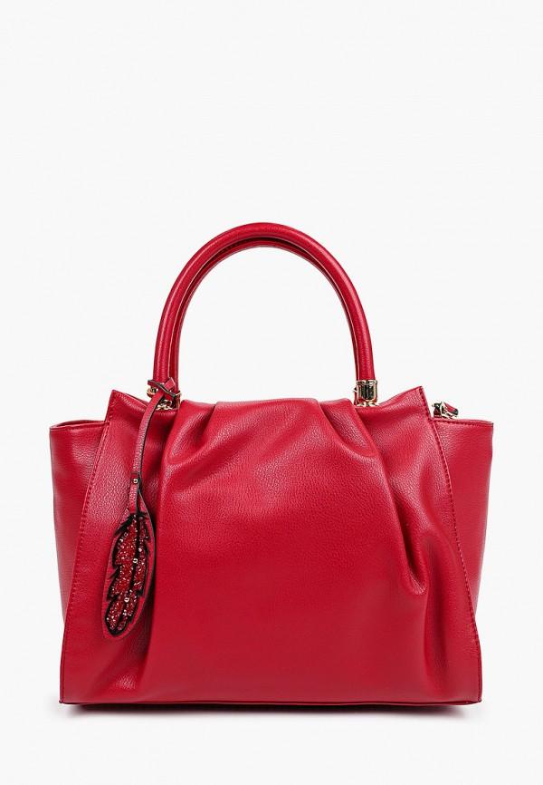 женская сумка tosca blu, красная