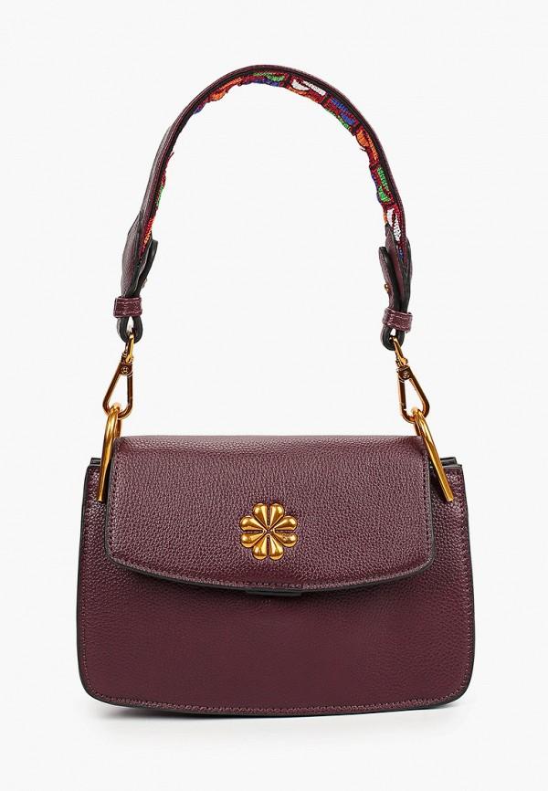 женская сумка tosca blu, фиолетовая