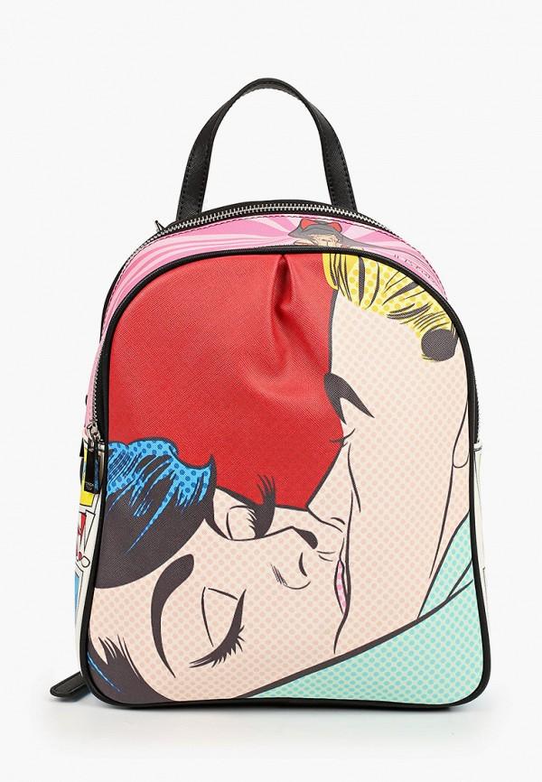 женский рюкзак tosca blu, разноцветный