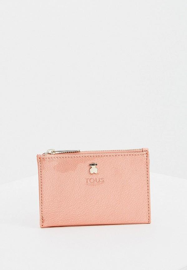 женский кошелёк tous