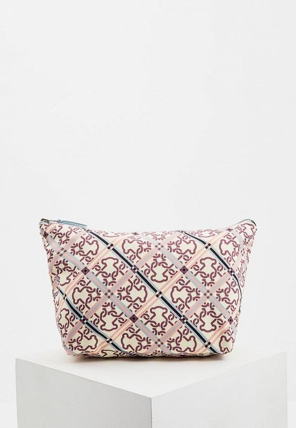 Купить Органайзер для сумки Tous, to011bwdrtw5, бежевый, Весна-лето 2019