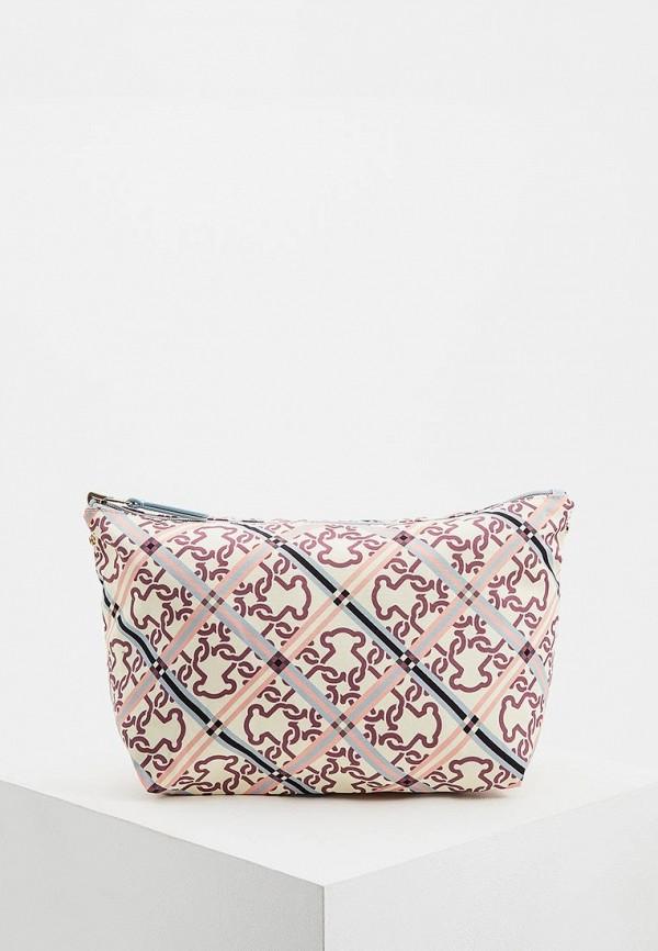 Купить Органайзер для сумки Tous, to011bwdrtx1, бежевый, Весна-лето 2019