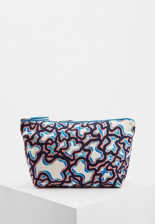 Купить Органайзер для сумки Tous, to011bwdrtx3, разноцветный, Весна-лето 2019