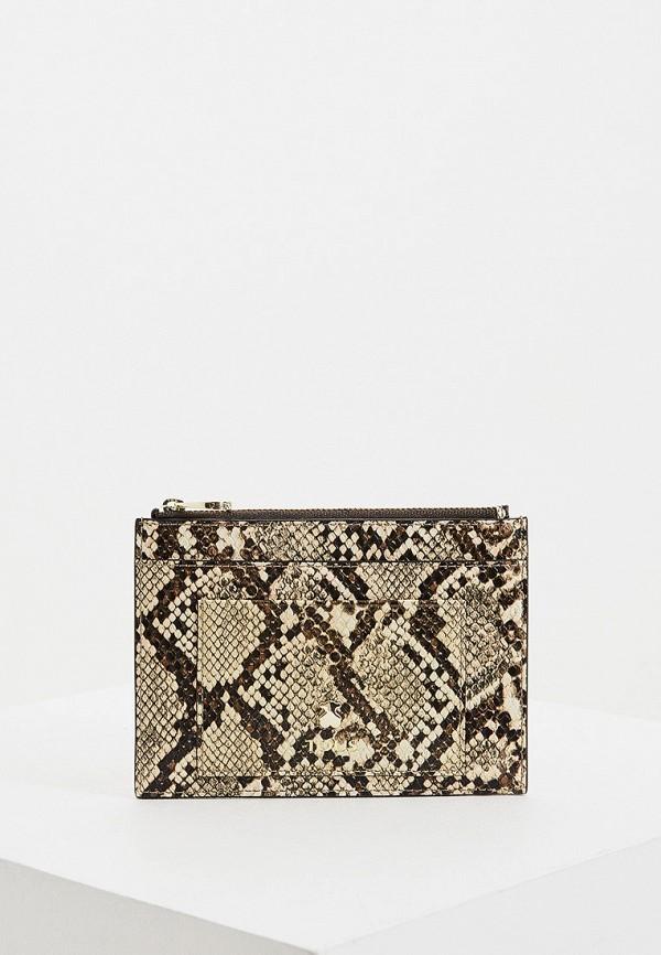 женский кошелёк tous, коричневый