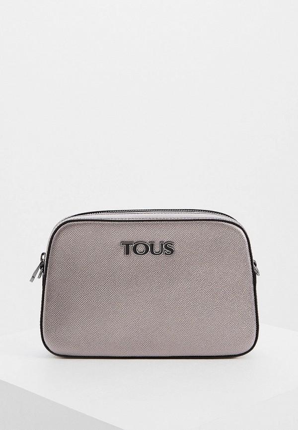 Сумка Tous Tous TO011BWFIQI3 цена и фото