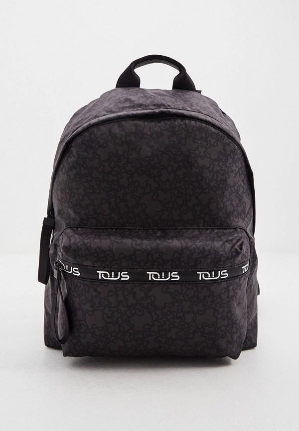 женский рюкзак tous, серый